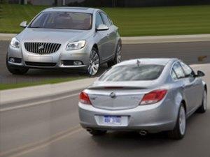 Karp Automotive presents the 2011 Buick Regal